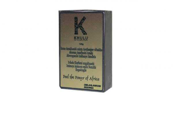 Isigezo - Khulu Soap - Feel the Power of Africa