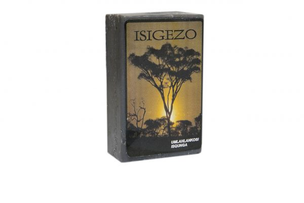 Isigezo - cleanse and keep away evil - khulu soap