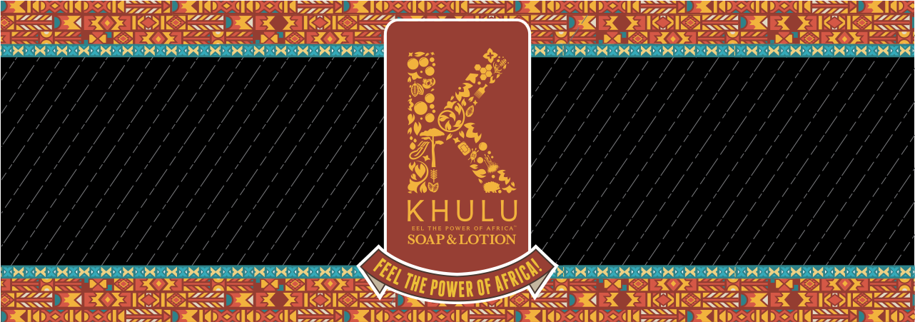 Khulu Soap - Feel the Power of Africa