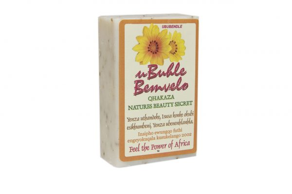 Khulu Soap - uBuhle Bemvelo - traditional African soap