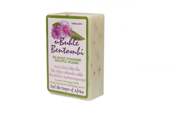 uBuhle Bentombi - soap for beauty and attraction - traditional herbs