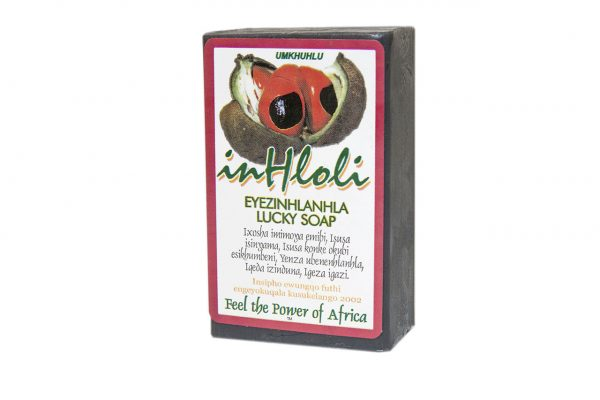 inHloli - Feel the Power of Africa - Khulu Soap
