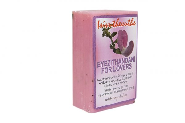 Isivuthevuthe - soap for lovers and attraction - traditional herbs