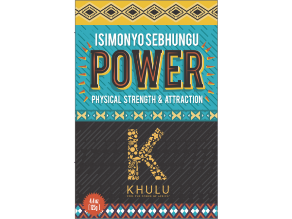 Isimonyo Sebhungu - Power - Gift Soap