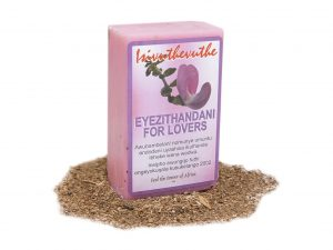 Isivuthevuthe - lovers - traditional rectangular soap